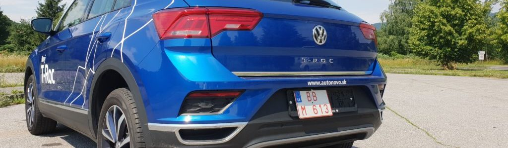 Volkswagen T-ROC Style 1.5 TSI ACT 6G