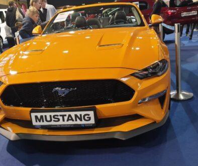 Ford Mustang Autosalón Nitra 2019